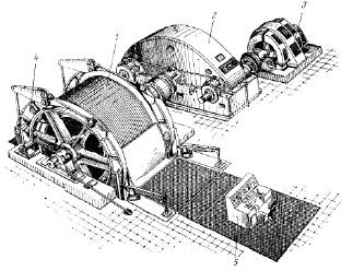 РУ 0101551 колодка лебёдки шахтной подъемной машины